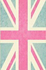 British flag wallpaper | Girly wallpapers | Pinterest ...