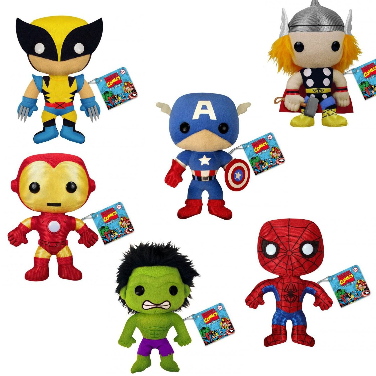 Marvel Malvorlagen Marvel Superhero The Marvel Super: Classic Marvel Comic Book Plushies By Funko