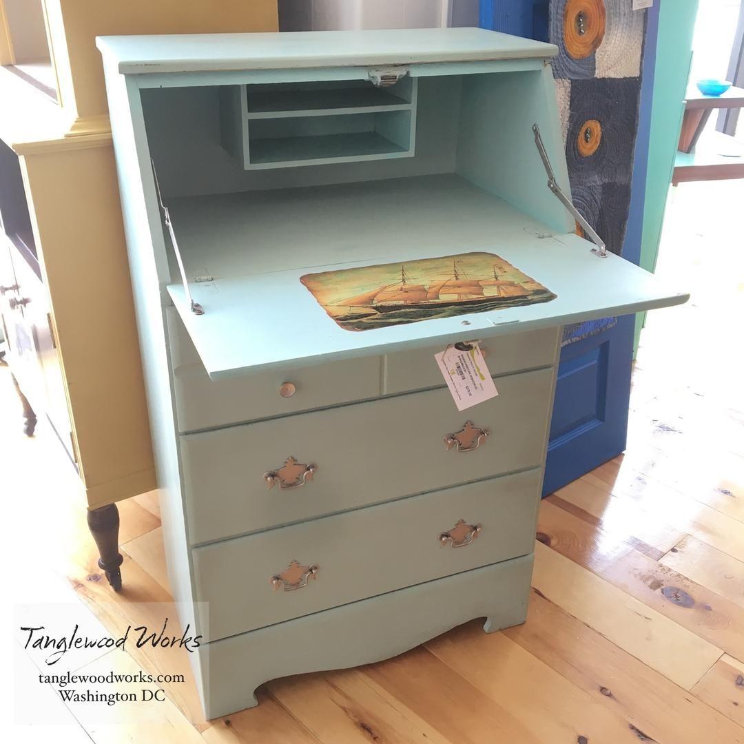 Vintage Child 8217 S Drop Down Desk Drop Down Desk Vintage Children Vintage Furniture