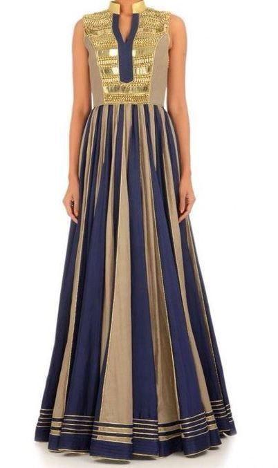 db6f6dcd843 FatimaBi Plus size Indian Anarkali Kameez Latest design wedding Gown Design   FatimaBi  AnarkaliKameez
