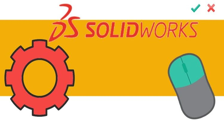 Learn 3D modelling in SolidWORKS [Udemy Free Course]   Free