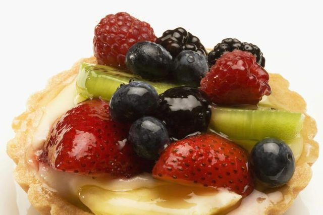 Nutrition in a Whole Foods Fruit Tart