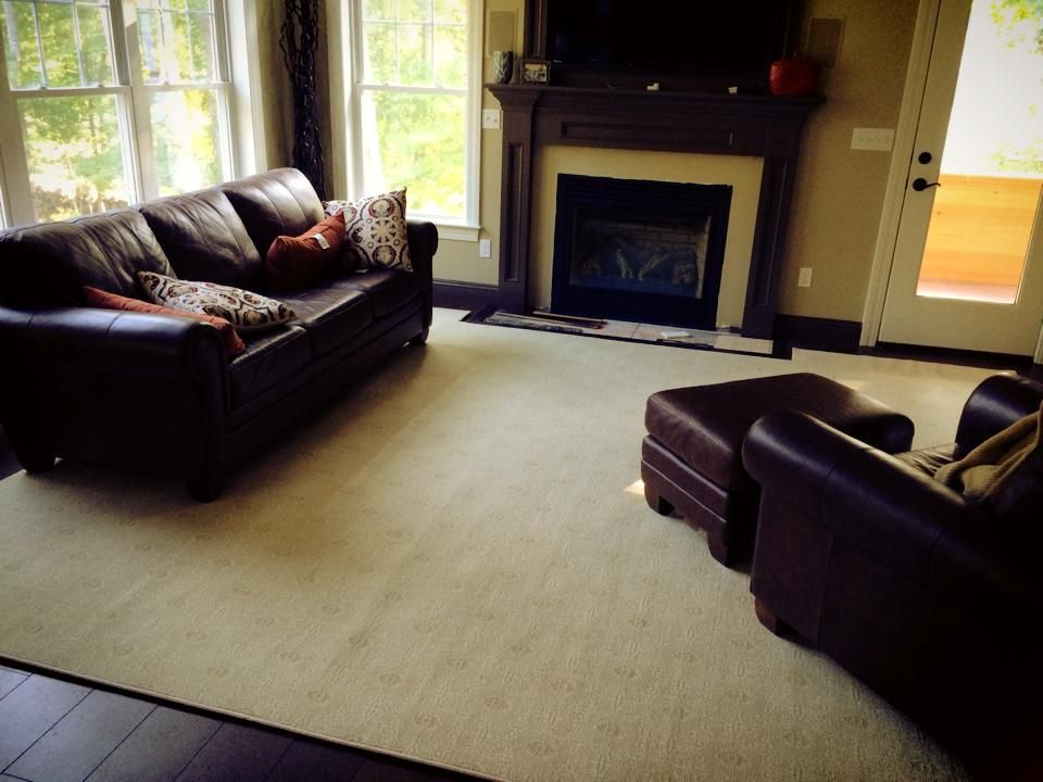 Our most recent #area_rug we fabricated and installed! Visit carpetworkroom.com for more information!