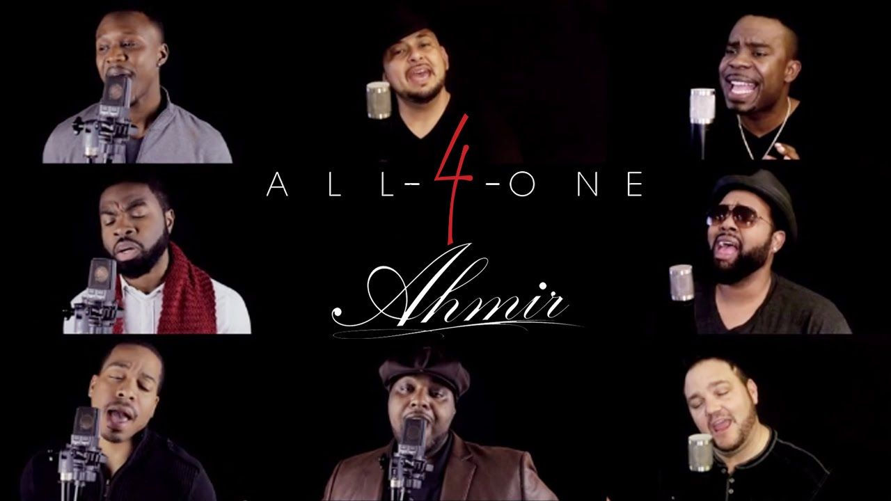 I Swear All 4 One Feat Ahmir Happy Valentine S Day All 4