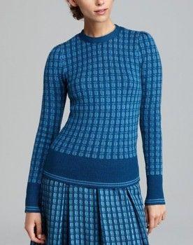 Tory Burch Walda Sweater worn by Lemon on Hart of Dixie. Shop it: http://www.pradux.com/tory-burch-walda-sweater-28107?q=s24