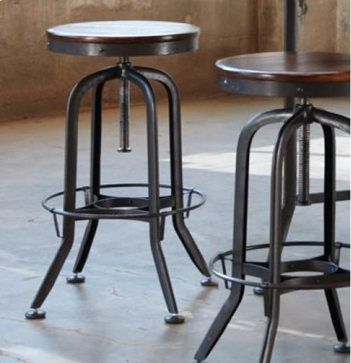 First Choice Furnishings   Sitcom Furniture Vintage Bar Stool, $168.30  (http://