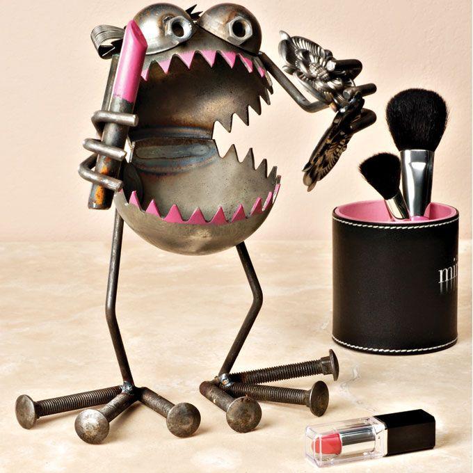 Lipstick Sculpture