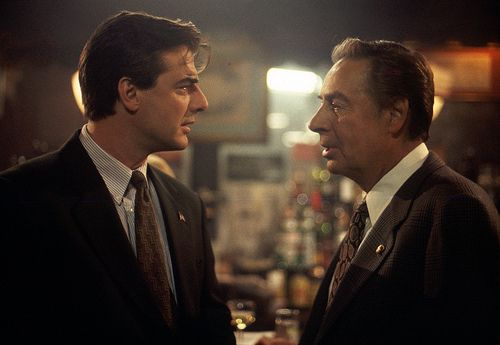 The Top Five Best Detective Pairings In Tv History Jerry Orbach Chris Noth Law And Order