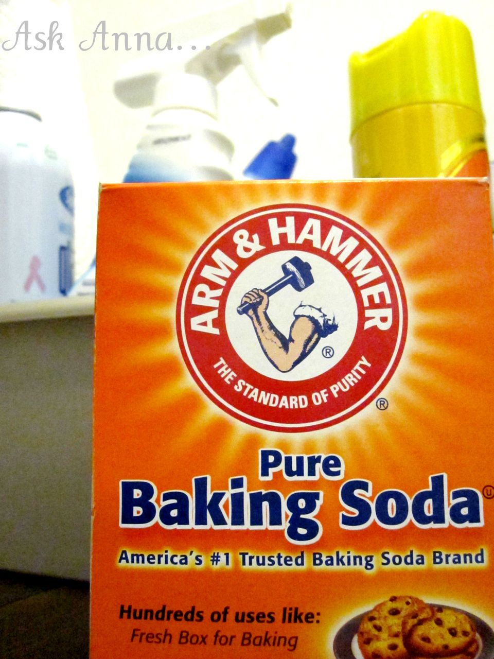 35 Tips for Green Cleaning With Baking Soda | Baking soda ...