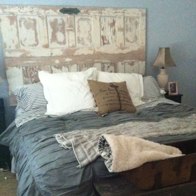 Pin By Jessica Kahn On Weekend Projects Home Decor Bedding Beds And Headboards Barn Wood Projects