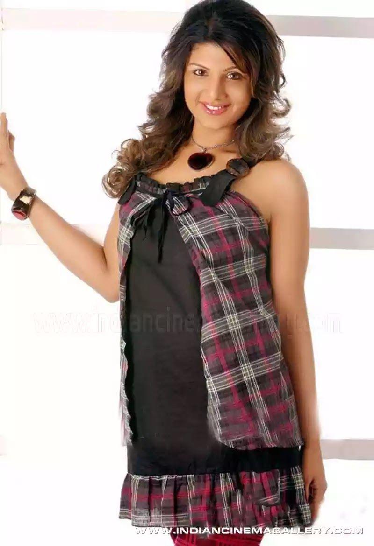 black photo hot jacket sexy Rambha