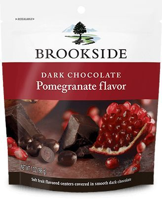 Brookside Dark Chocolate Pomegranate
