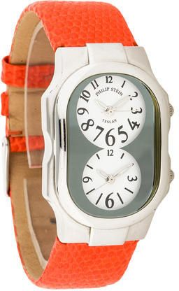 f6a74b07b67 Philip Stein Dual Time Zone Watch