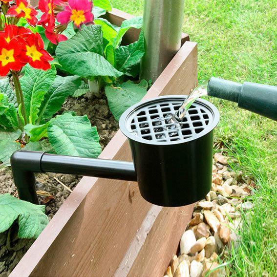 Hochbeet Bewasserungssystem Garten Garde
