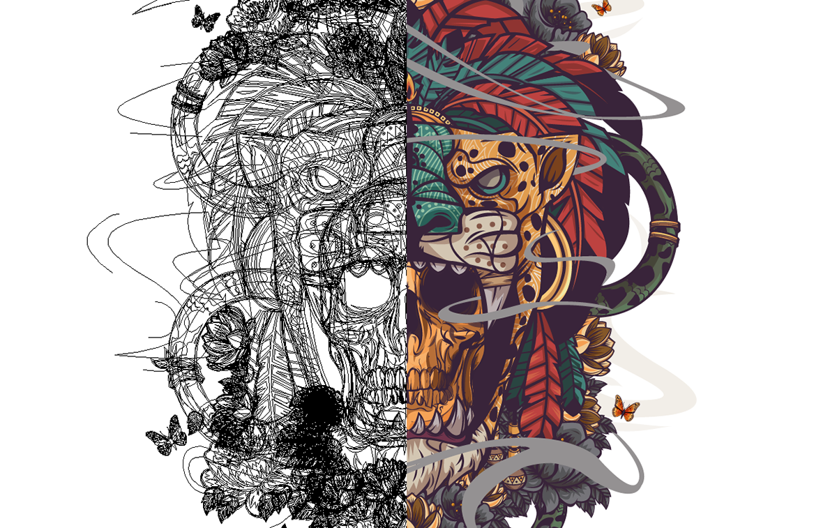 Guerrero Jaguar. | Guerreros jaguar, Guerrero azteca, Guerreros
