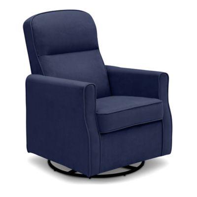 Delta Children Clair Slim Glider Nursery Chair | Nursery
