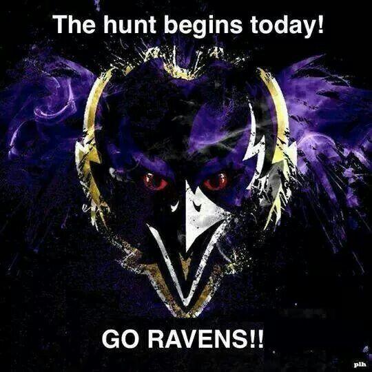 The hunt begins Raven artwork, Lamar jackson wallpaper