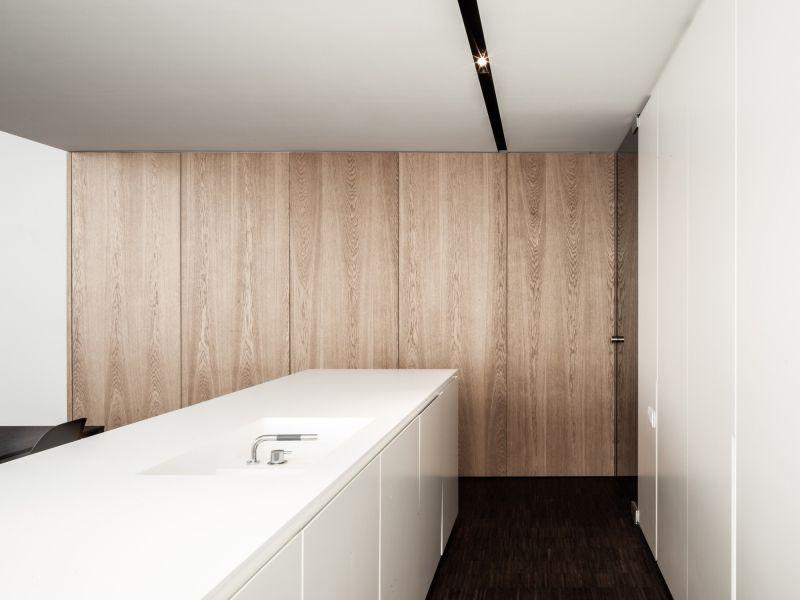 Interior loft herzele projects pascal francois architects