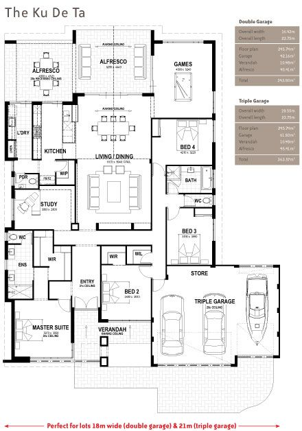 Kitchen Laundry Layout Floorplan Summit Homes New Home