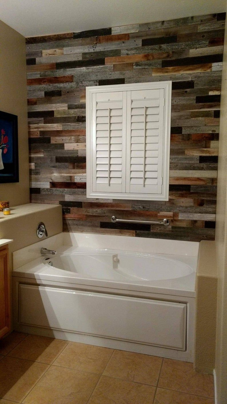 reclaimed wood wall paneling diy 3in planks largest