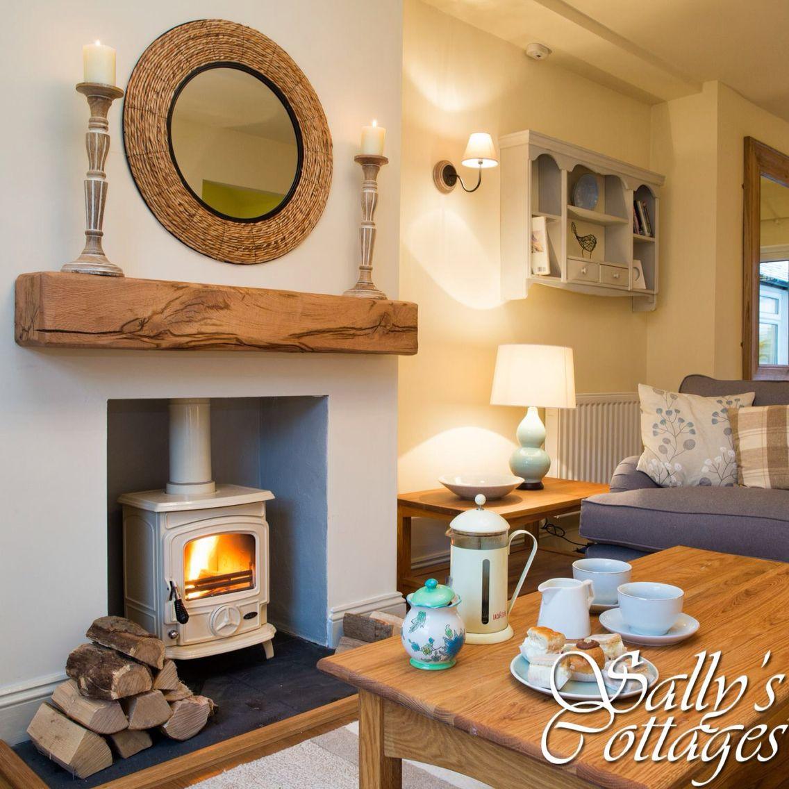 Fireplace accesorio pinterest sala de estar dise o for Ideas deco hogar