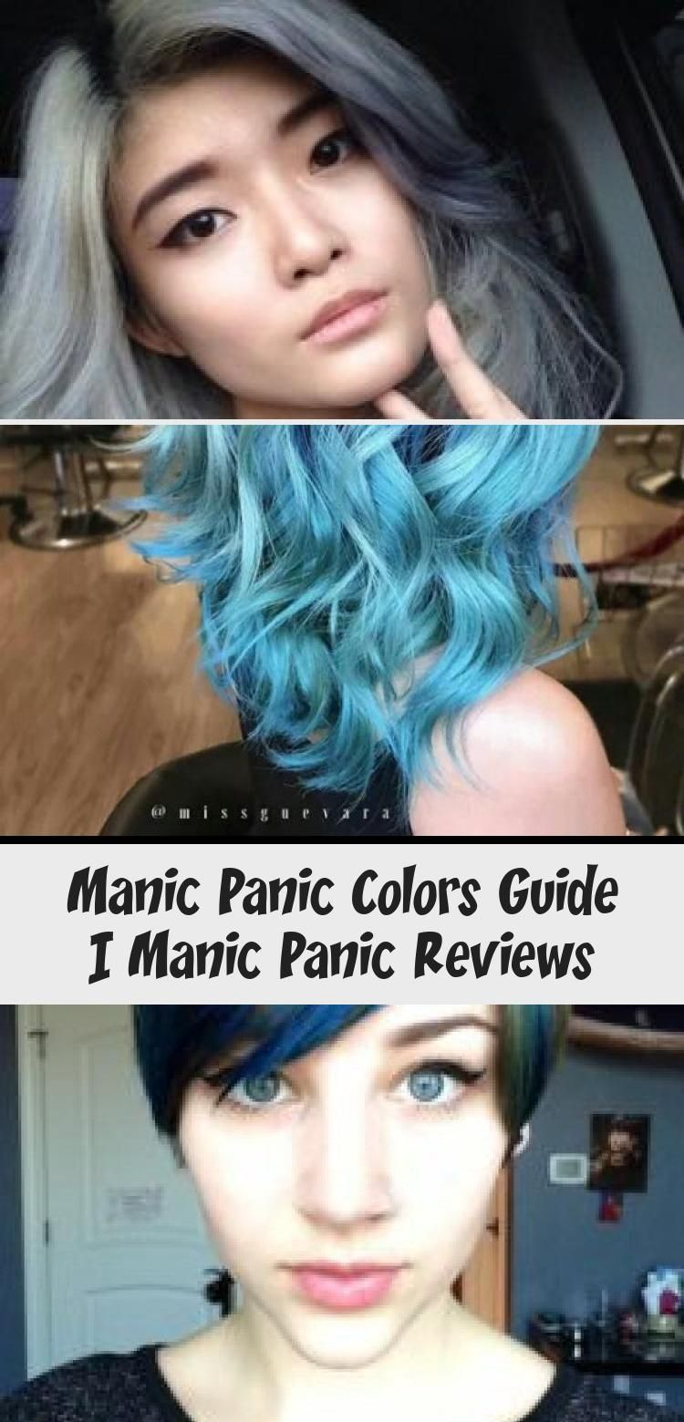 Manic Panic Colors Guide Manicpanic Colors Hairdye Guide Mensdyedhair Dyedhairforteens Dyedh In 2020 Manic Panic Hair Dye Manic Panic Colors Manic Panic Reviews
