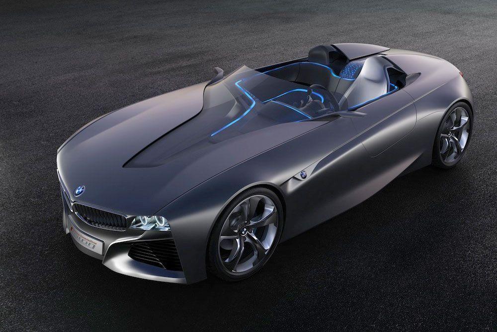 BMW Design Concept Car #conceptcars #concept #cars #electric
