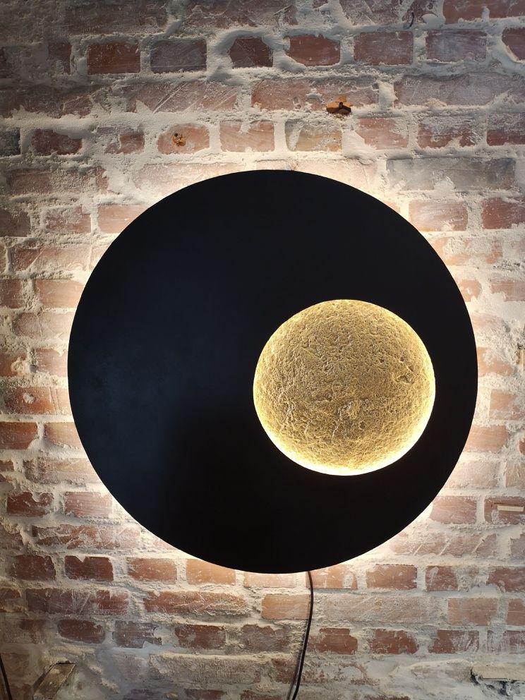 Wandlampe Moonlight In 2020 Lampe Wandlampe Sanftes Licht