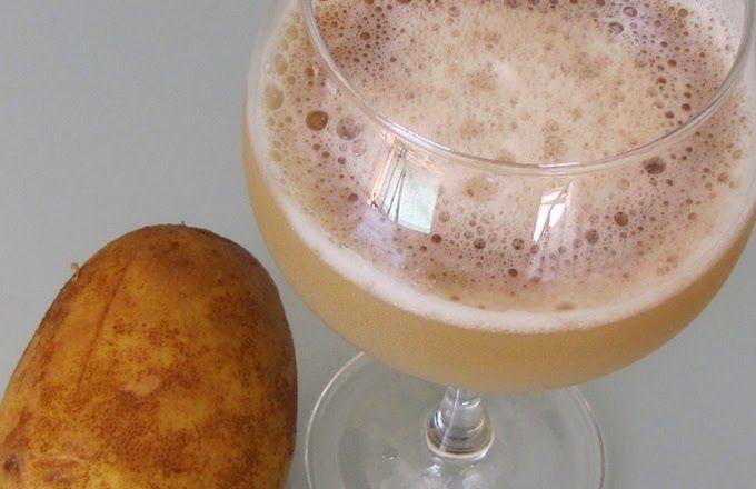 Cuando leas lo saludable que es el jugo de patata, usted lo beberá todos los días! - ConsejosdeSalud.info