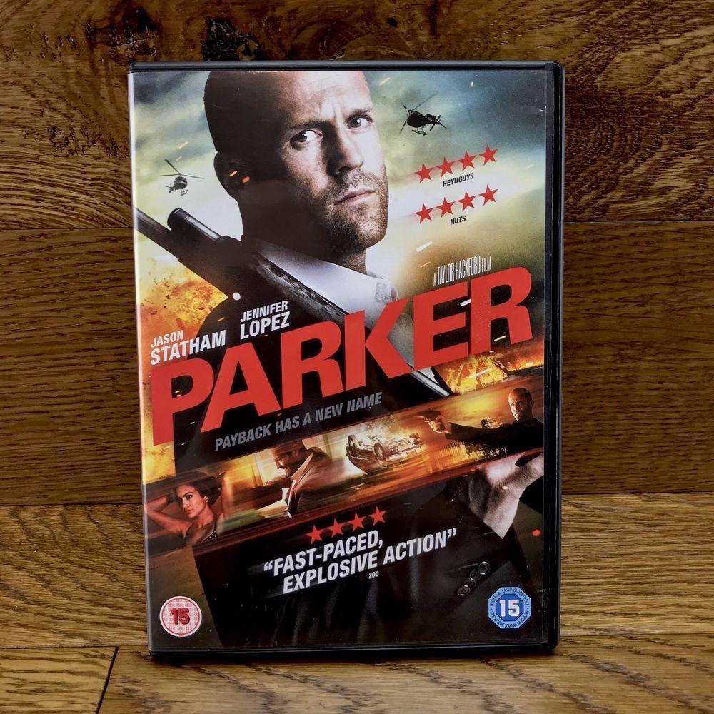 Details about Parker DVD Film Very Good DVD Nick Nolte