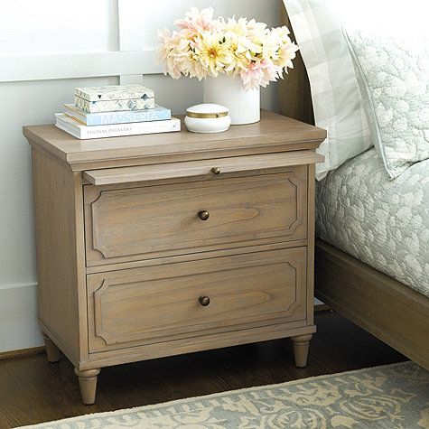 Isabella large nightstand overall 30 1 4h x 32w x 18 1