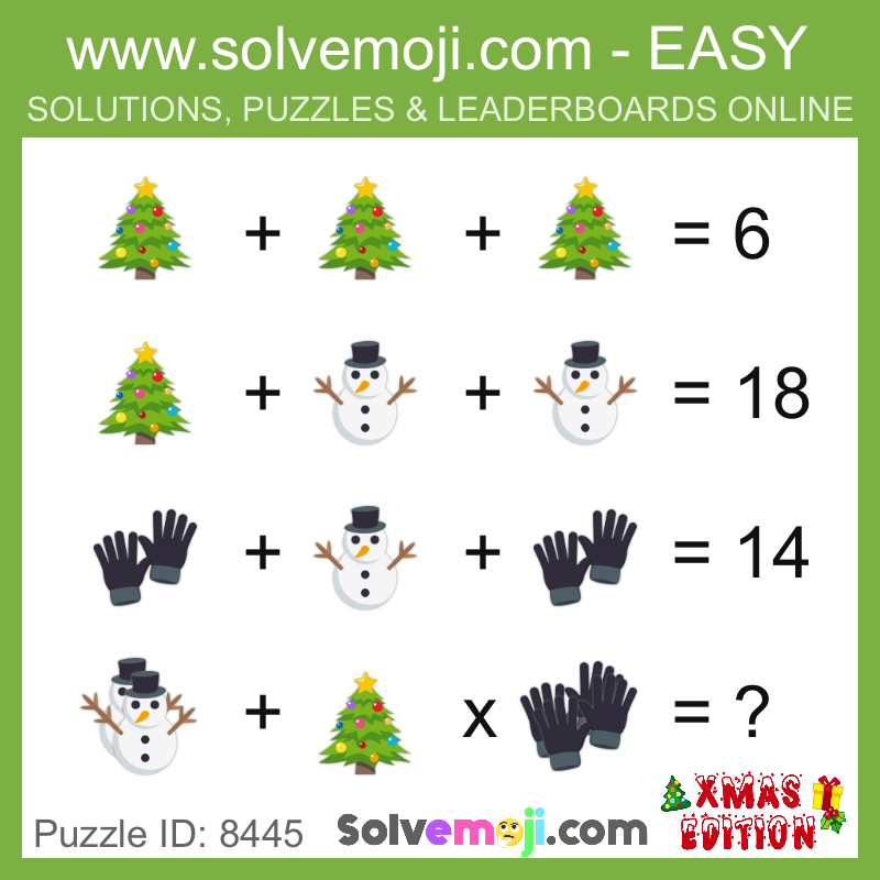 Emoji Math Puzzle Id 8289 Maths Puzzles Emoji Math Math