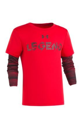 48494566 Under Armour® Legend Raglan Graphic Tee Boys 4-7 | Products ...
