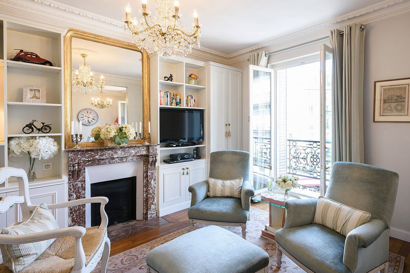 Find 1 Bedroom Paris Flat Near Eiffel Tower Paris
