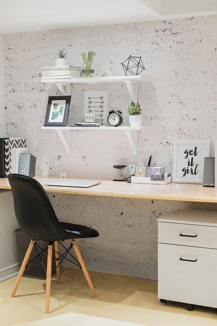Bedroom Home Office Minimalist Property