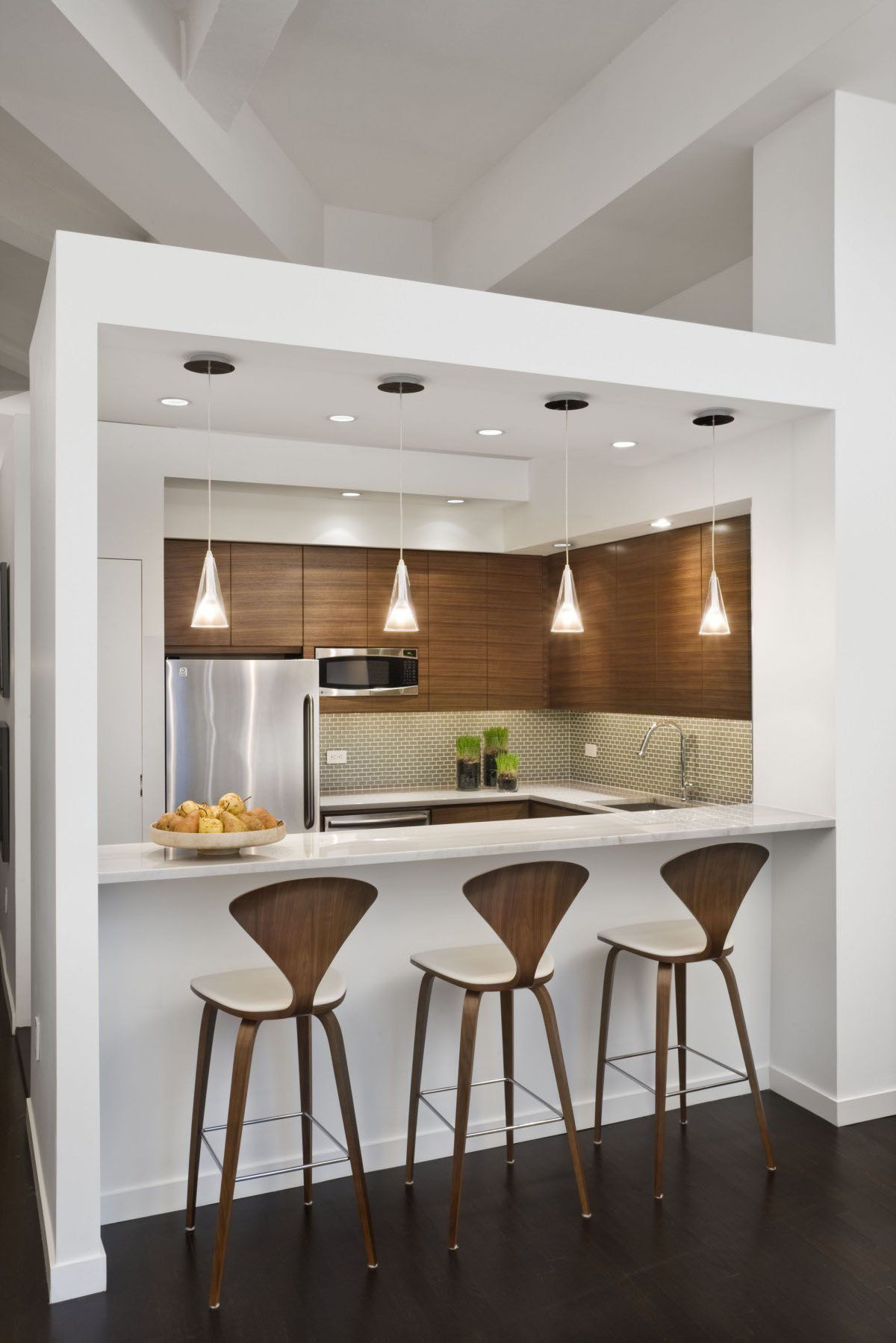 Salon Style New Yorkais loft style apartment design in new york | idesignarch