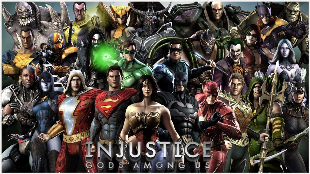 Injustice Gods Among Us Character Art And Concept Art Superman Wallpaper Batman Comic Wallpaper Batman V Superman Dawn Of Justice