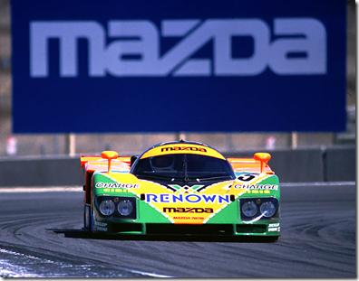 1991 Mazda 787B