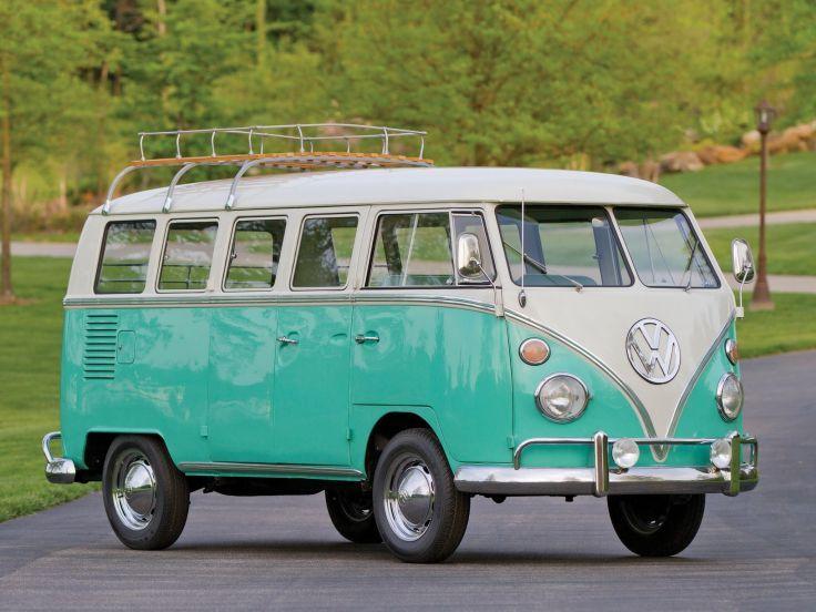 1963 67 Volkswagen T 1 Deluxe Bus Van Classic Et Wallpaper 2048x1536 245001 Volkswagen Vans Volkswagen Van
