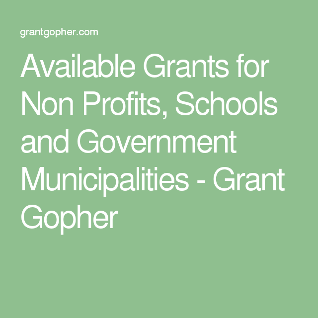 grant writing for schools Teaching writing in the united states has progressed through several approaches during the history of  in schools, writing serves not only to record and.