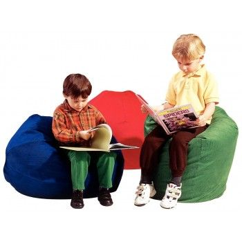 Child Cord Bean Bags - Children's Furniture - Furniture