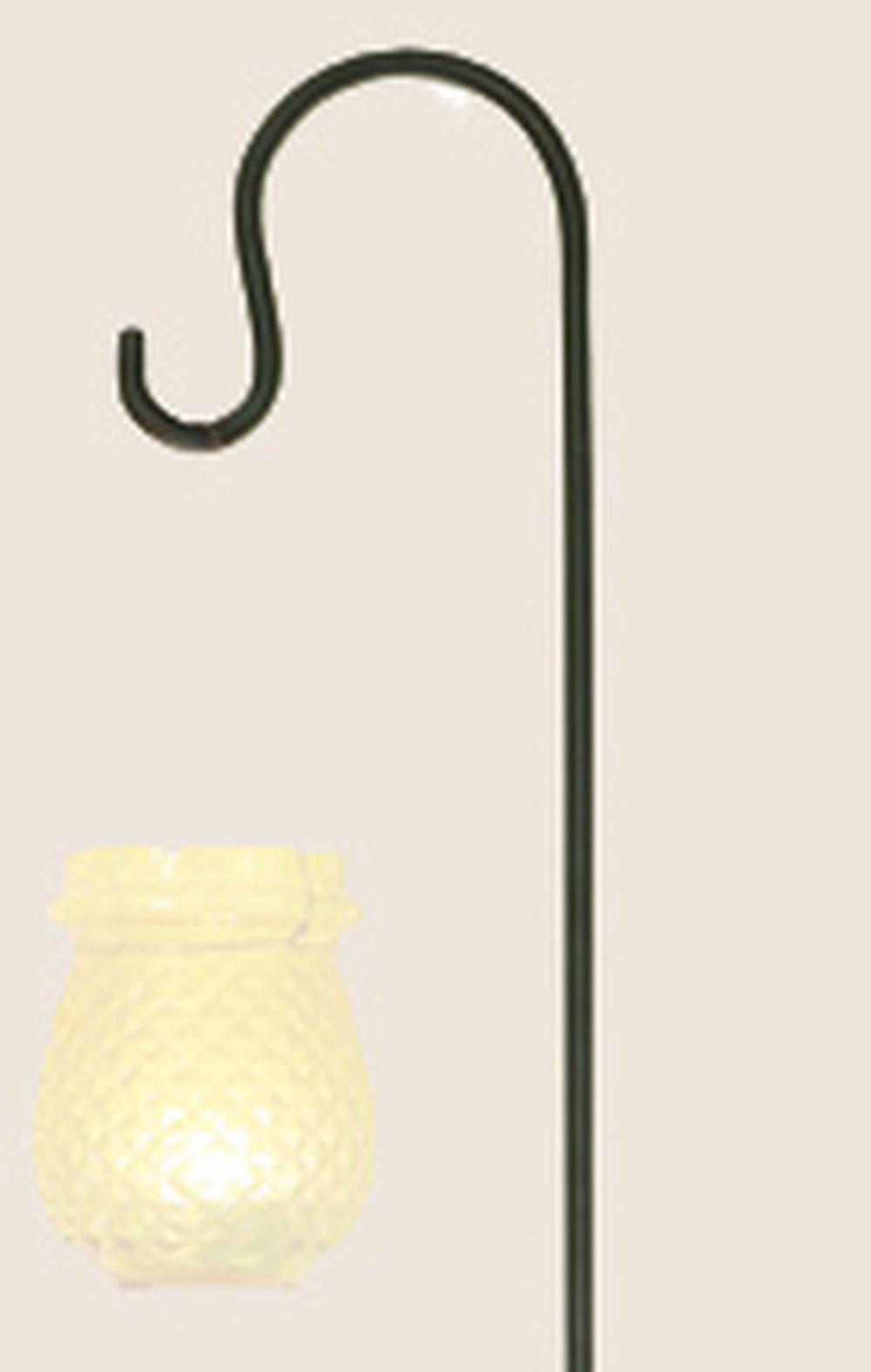 garden hooks. Shepherd\u0027s Hook Garden Stake- Perfect For Mason Jars, Votive Holders, Ornaments, Hooks G