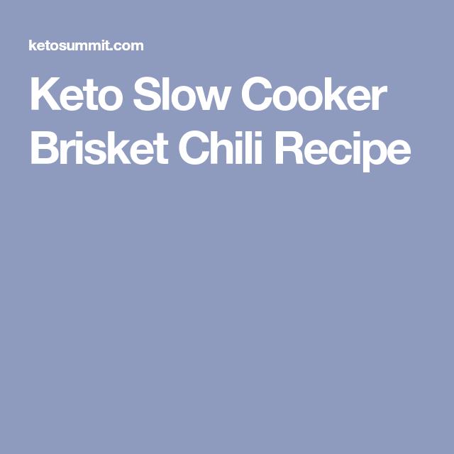 Texas Brisket Chili Recipe Manual Guide