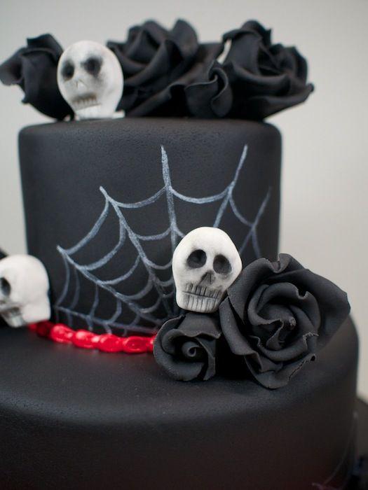 Pildiotsingu Goth Birthday Cakes Tulemus Holiday Cakes Pinterest