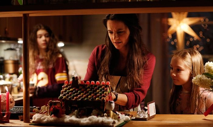 Modus recap: episodes one and two – a Christmassy welcome to a chilly Scandi-noir