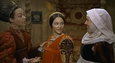 Lady Capulet, Juliet, and the Nurse discuss marriage.