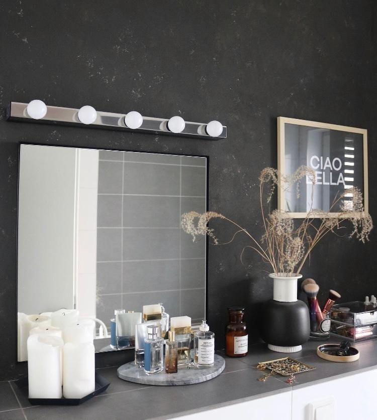 Einrichtungsideen Ausgefallene Badezimmer Deko