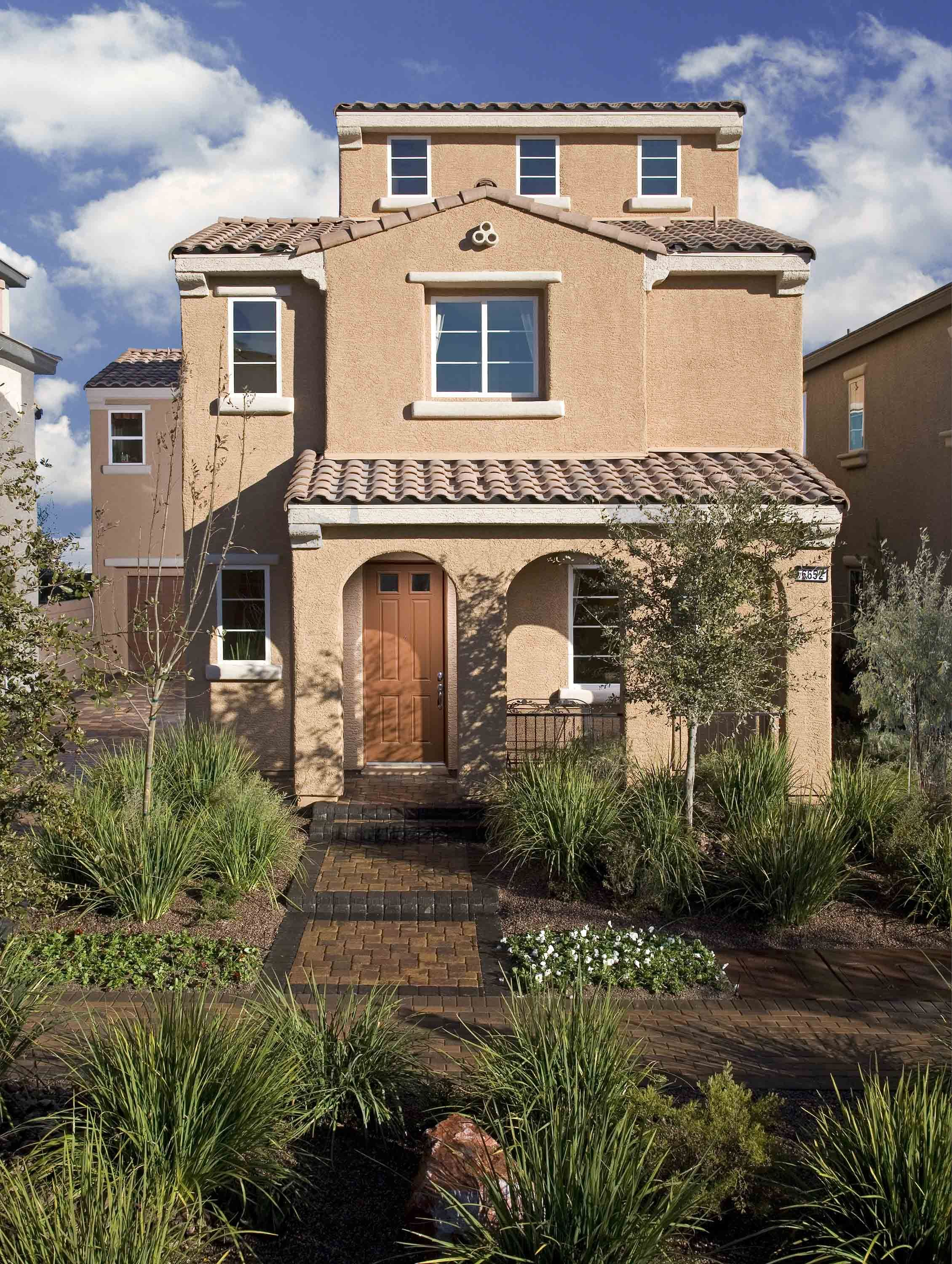 Pearl Model Las Vegas Home New Homes For Sale Ryland Homes