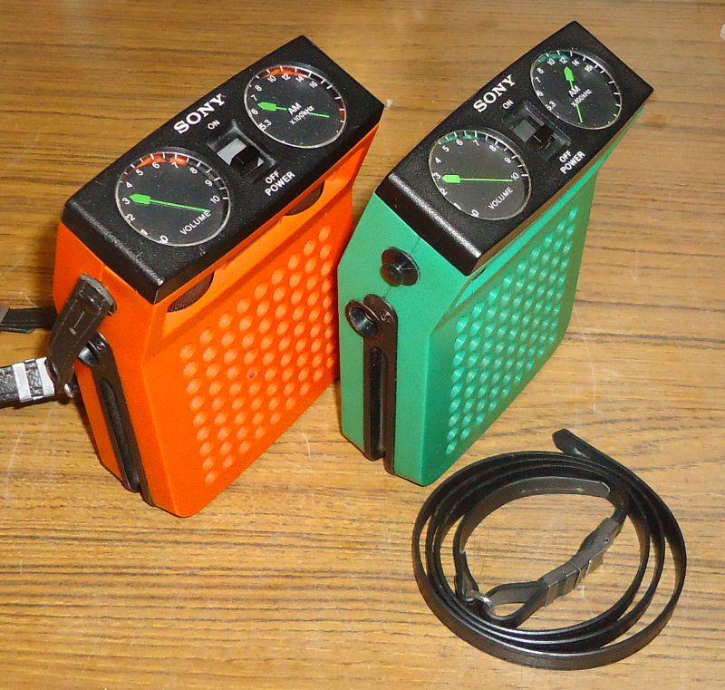 Sony Design はかっこいい Tr 4600 ラジオ ソニー ラジオカセット