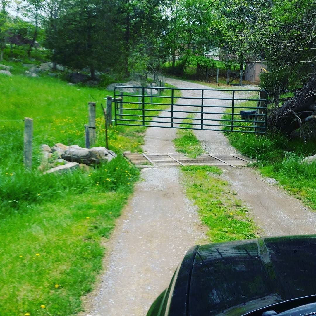 3 WORDS:  AUTOMATIC GATE OPENER!!!! Just when I thought today could not get worse!!! Leave the farm to find yet another gate.  Never in my life have I wanted to just floor it and say fuck it all and just keep driving and never look back!!! FUCK!!! by 2llamadrama